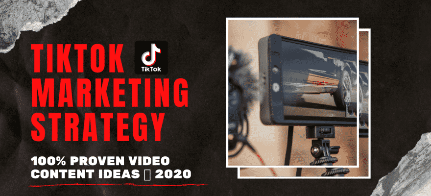 TikTok Marketing Strategy - 100% Proven Video Content Ideas 💡 2020
